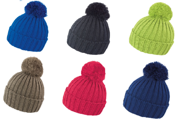 Chunky Knit Hat Winter Woolly Bobble Ski Mens Womens Ladies Cable Beanie  R369X 7df654fcfcad
