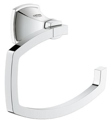 Grohe 40625000 Grandera Porte-rouleaux de papier toilette-CHROME