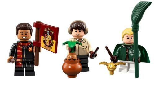 and Dean Thomas Draco Malfoy LEGO® Harry Potter Series Neville Longbottom