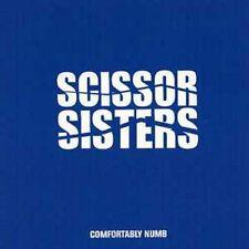 """SCISSOR SISTERS Comfortably Numb 4 mixes Uk Dj 12"""""""