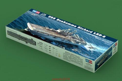 Hobbyboss 1//700 83407 USS Bonhomme Richard LHD-6 Model Kit