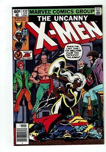 Uncanny-X-Men-132-VF-7-5-1st-Appearance-Sage