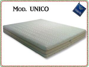 Materasso-RE-MA-alto-23cm-a-3-Strati-con-5cm-di-Memory-Foam-mod-UNICO