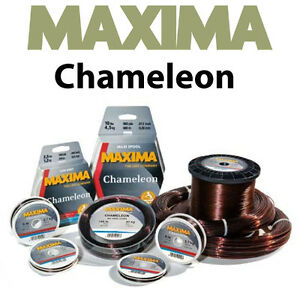 MAXIMA-Chameleon-100M-Bobine-SPEDIZIONE-GRATUITA-2017-STOCK