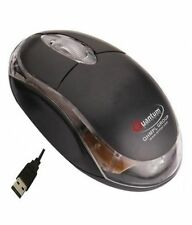 Quantum QHM 222 USB 2.0 Compact Optical Mouse for Laptop PC Mobile Not Wireless