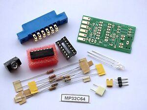 DIY-Kit-MP32C64-COMMODORE-Datassette-emulator-SD2IEC-alternative-306-games-MP3