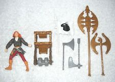 Dragon Heart - Kara with Axe-Chopping Combat Cart - 100% complete (Kenner)