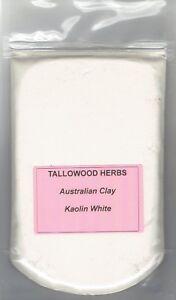 100-Pure-Organic-Australian-Kaolin-White-Superfine-Clay-Sensitive-Skin