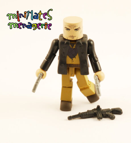 The Expendables 2 Minimates TRU Toys R Us Mr Bruce Willis Church
