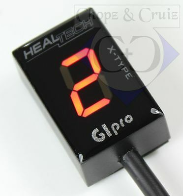 Ganganzeige - Gipro - Gpx-h01 - Rote Ziffern Aromatischer Charakter Und Angenehmer Geschmack