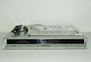 Panasonic DMR-EH56 DVD-Recorder / 160GB HDD, Silber, inkl. BDA, 2 Jahre Garantie