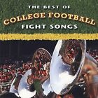 The Best of College Football Fight Songs by Florida State University Marching Band (CD, Sep-2007, Sheridan Square Records)