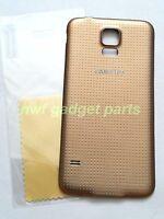 Samsung S5 I9600 G900a G900t G900v G900p W/ Waterproof Seal (gold) Us