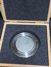 Haake Rheometer 222 1298 Meas Plate Cover Mpc60 188 500c