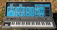 Moog Sonic Six Vintage Duophonic Analog Synthesizer keyboard 49 Key Synth