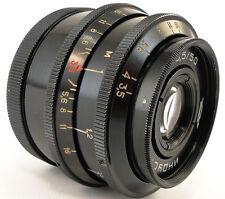1970! INDUSTAR-50 Russian Lens Micro 4/3 MFT Olympus Lumix G2 G3 GH3 GH4 GF2 GF3