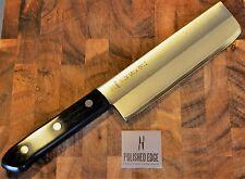 Tojiro DP Nakiri 165mm, VG-10, 3 Layered Series, F-310, Japanese Vegetable Knife