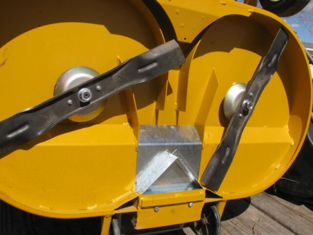 Walker Mower Mulch Kit For 48 Inch Ghs Catching Deck Ebay
