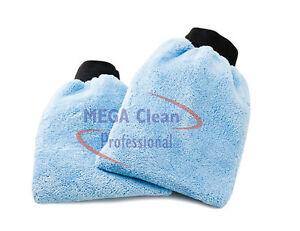 Mikrofaser-Waschhandschuh-Mega-Clean-Haushaltshilfe-Oberflaechenreinigung
