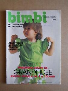 à Condition De Bimbi N°13 1988 Di Elegantissima [c56] Promouvoir La Santé Et GuéRir Les Maladies