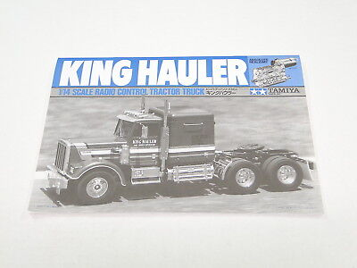 NEW TAMIYA KNIGHT HAULER 1//14  Manual TT0