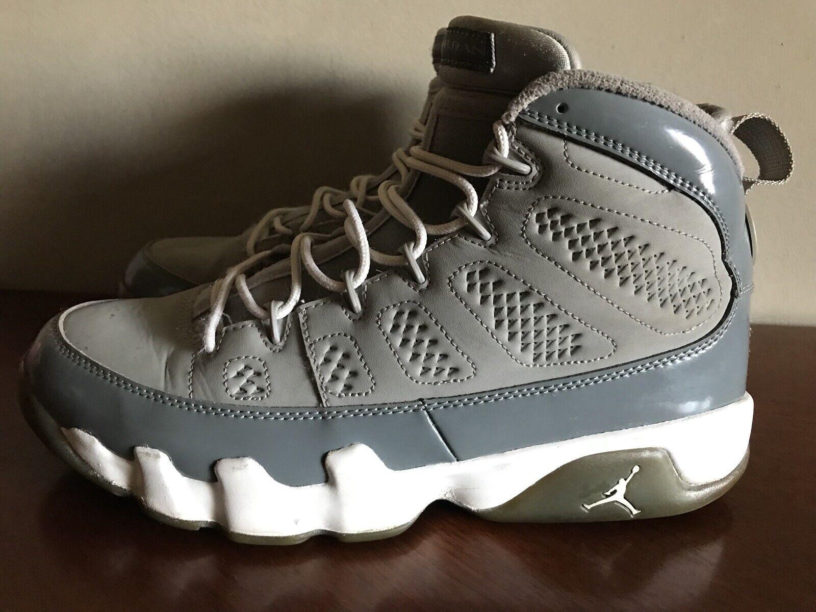 Nike Air Jorda 9 Cool Grey Size 8