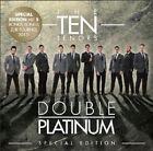 THE TEN TENORS - DOUBLE PLATINUM (SPECIAL EDITION) 2 CD 22 TRACKS NEU