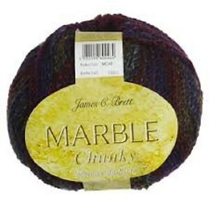 JAMES-C-BRETT-MARBLE-CHUNKY-Various-Colours