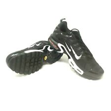 8805ae89e4 item 4 Nike Air Max Plus PRM Premium Black White Double Swoosh Sneakers  Mens Size 9.5 -Nike Air Max Plus PRM Premium Black White Double Swoosh  Sneakers Mens ...