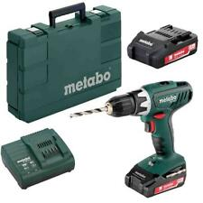 Metabo BS 18 Li Akku-Bohrschrauber 2xLi Power Compact 18 V 2,0 Ah