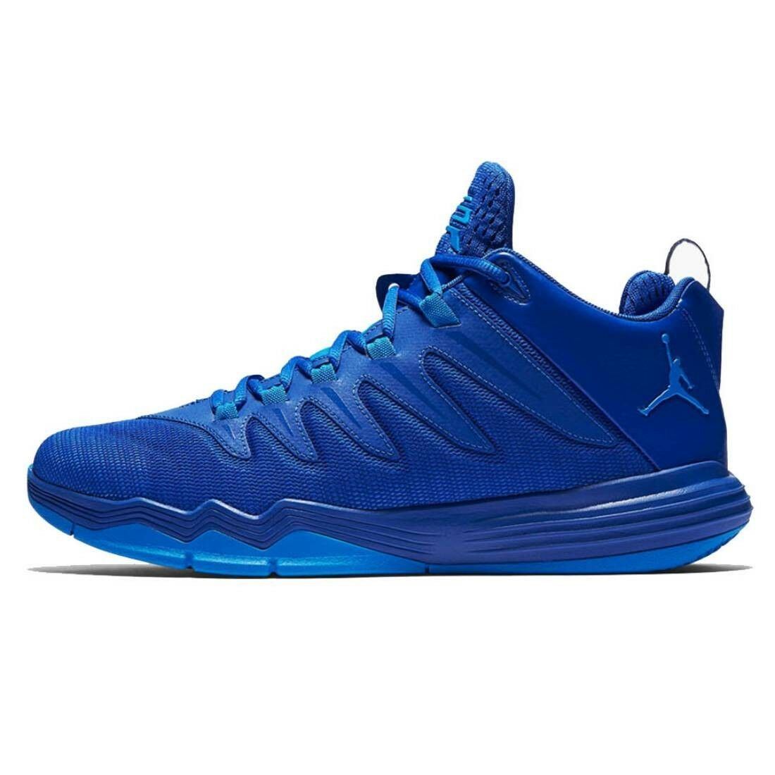 810868-405 Jordan Uomo CP3.IX Blue Game Royal Photo Blue Infrared 23