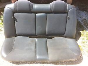 Surprising Details About 05 Dodge Neon Srt 4 Rear Seat Gmtry Best Dining Table And Chair Ideas Images Gmtryco