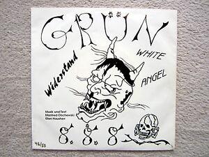 Single-GRUN-888-Widerstand-White-Angel-Limitiert-50-Stueck-RAR