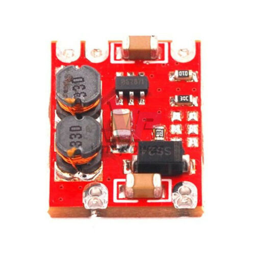 Courant direct-Direct Current Step Up Step Down 2.5V-15V à 9 V automatique Buck-Boost Module 600 mA