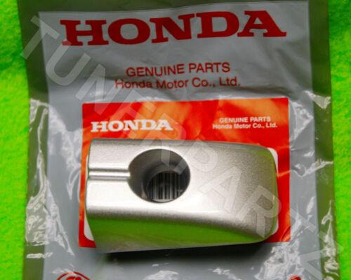 OEM 2006-2008 ACURA TL DRIVER FRONT DOOR HANDLE COVER CAP ALABASTER SILVER NEW