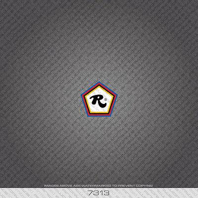 07052 Cinelli Bicycle Head Badge Autocollants-Decals-Transfers