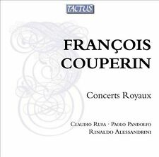 Concerts Royaux, New Music