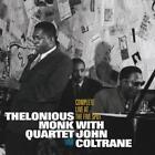 Complete Live At The Five Spot 1958 von John Coltrane,Thelonious Quartet Monk (2013)