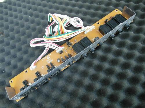 YAMAHA SY-55 sy55 Parts Audio MIDI assy Board bon état as pictured *//*