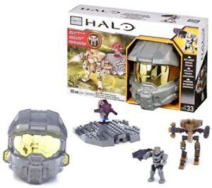 CompéTent Mega Bloks Halo 97270 Micro-fleet Mantis Invasion Technologies SophistiquéEs