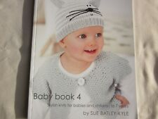 370abdb90 King Cole Baby Book 4 Stylish Knits for Babies   Children to 7 Years ...