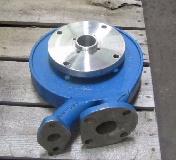 NO NAME 231-DQ 231DQ M5368 STAINLESS S/S PUMP HOUSING NEW