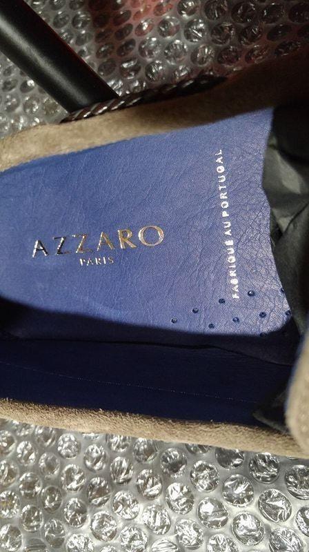 Scarpe casual da uomo  AZZARO Parigi Smet Uomo Scarpe di guida Taglia 8UK (42EU)