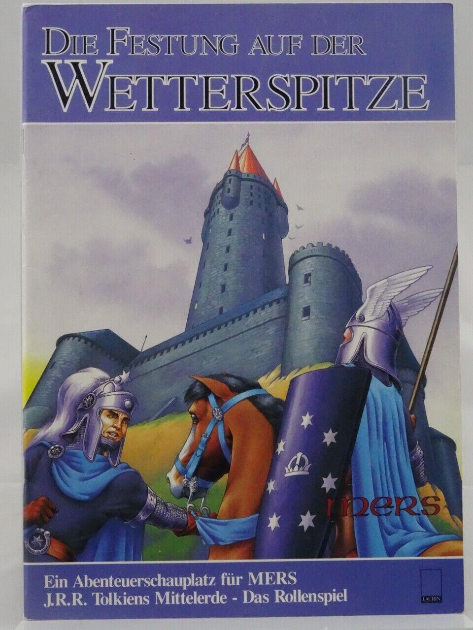 MERS - Die Festung auf der Wetterspitze - (Laurin, Rolemaster) 101001001