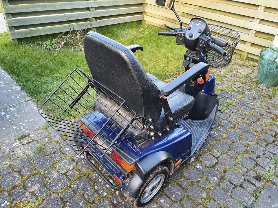 Mini Crosser 130 T 3W, 2009, Blå