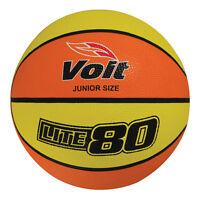 Voit Lite 80 Basketball - Junior Size (27.5) - Orange/yellow on sale