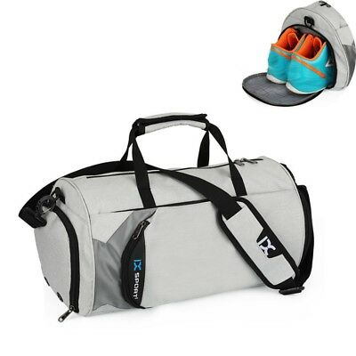 Gym Bags Sports Travel Shoes Pocket Workout Duffle Waterproof Basketball Fitness Ebay