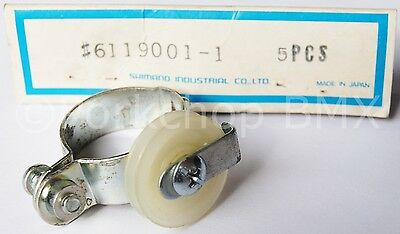 Shimano 333 28.6mm Downtube Vintage Bicycle Derailleur Shifter Cable Guide NOS