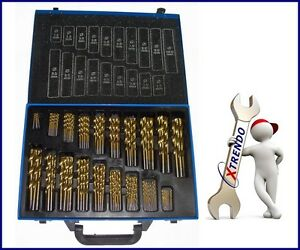 PROFI-HSS-Spiralbohrer-Satz-150-tlg-TITAN-DIN338-500-TiN-Stahlbohrer-1-10mm