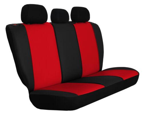 TOYOTA RAV4 HYBRID Mk4 2016 2017 2018 ECO LEATHER REAR SEAT COVERS